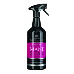 NUEVO!! C&D Canter Mane & Tail Acondicionador Spray 1L